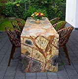 Mesa de exterior Rainforest Brown