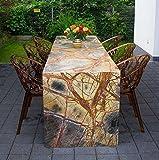 Mesa de exterior Rainforest Brown